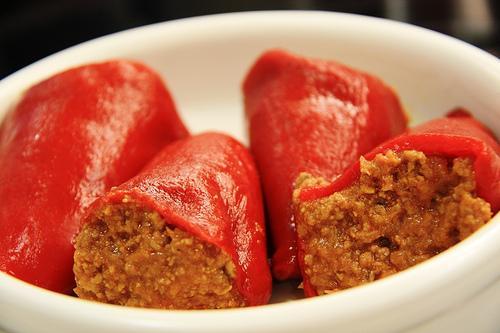 Stuffed Spanish Peppers