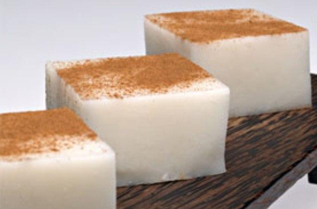Tembleque (Coconut Pudding)