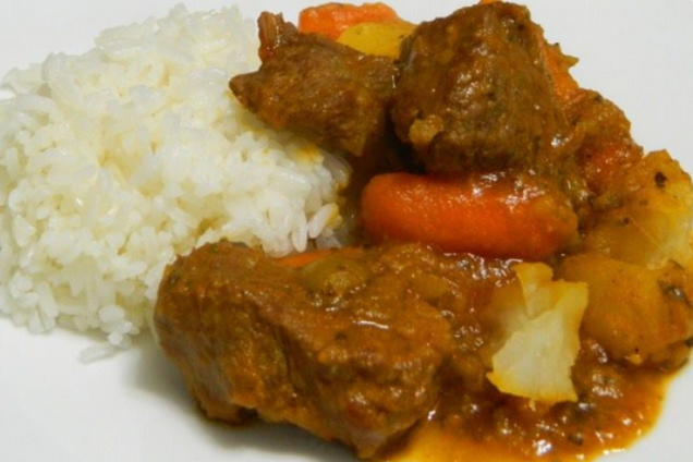 Authentic Puerto Rican Carne Guisada Recipe (Beef Stew)
