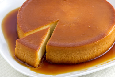 Cream Cheese Quesillo (Flan)