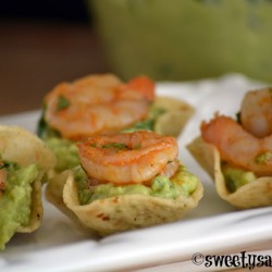 Shrimp and Guacamole