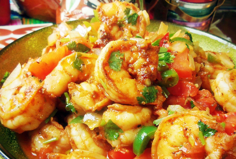 camarones mexicanos