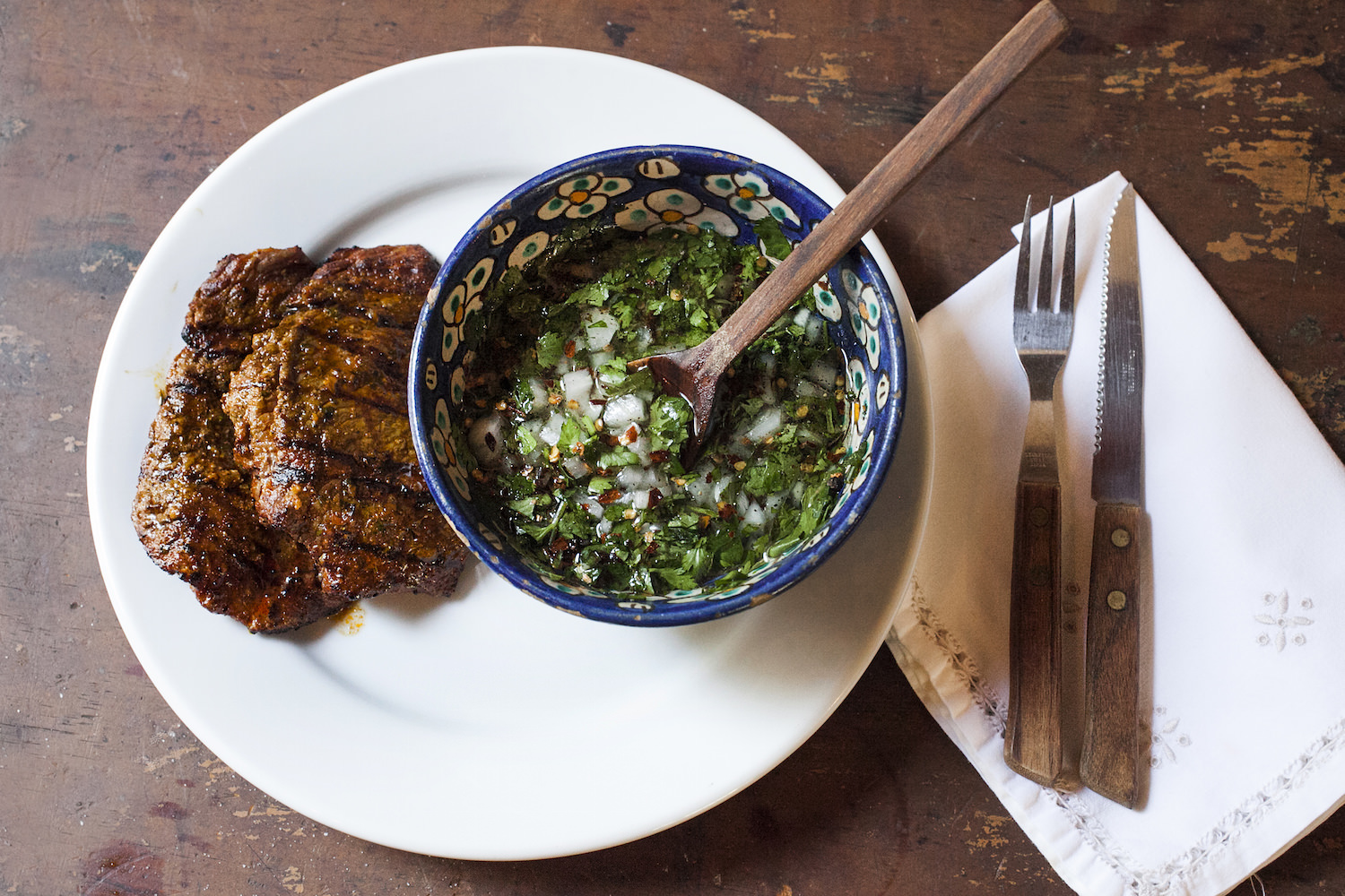 12 Reasons to Get Grilling Before Summer's Over, photo by Hispanic Kitchen