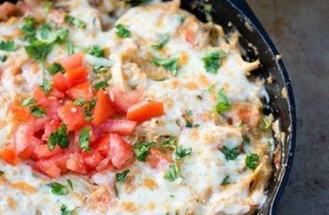 Chicken Tortilla Casserole, photo by Hispanic Kitchen
