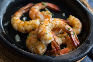Gambas al Ajillo (Shrimp in Garlic Sauce)