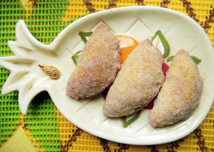 Pineapple Empanadas, photo by Sonia Mendez Garcia