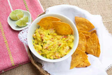 Guacamole, photo by Hispanic Kitchen