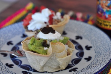 Muffin Tin Tacos, photo by Hispanic Kitchen