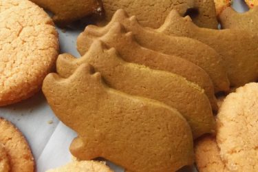 Marranitos (Pig-Shaped Molasses and Ginger Cookies)