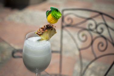 Piña Colada, photo by Hispanic Kitchen