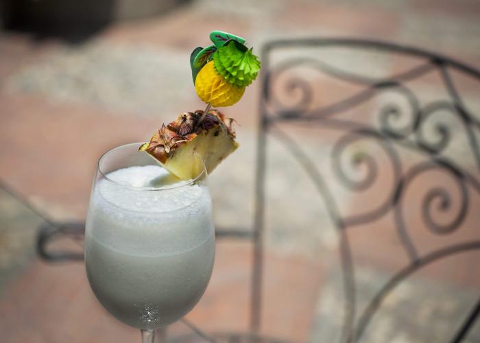 Piña Colada, photo by Hispanic Kitchen