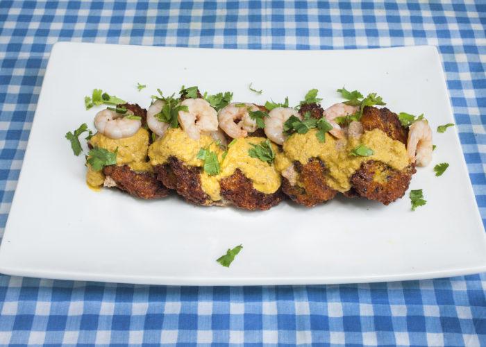 Acarajé, photo by Hispanic Kitchen