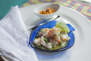 Peruvian Ceviche, photo by Hispanic Kitchen