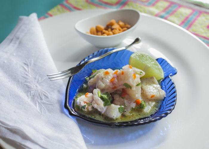 Peruvian Ceviche, photo by Hispanic Kitchen