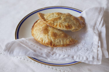 Uruguayan Chicken Empanadas, photo by Hispanic Kitchen