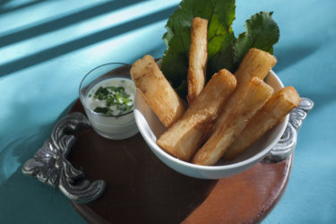 Yuca Fries, photo by Hispanic Kitchen
