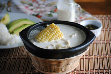 Ajiaco (Colombian Chicken and Potato Soup)