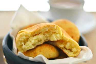 Almojábanas (Colombian Cheese Bread)