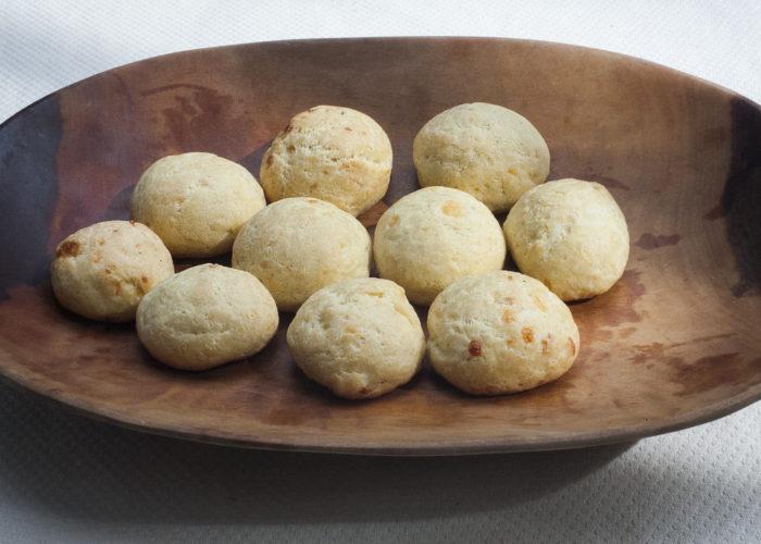 Chipá Cheeserolls, photo by Hispanic Kitchen