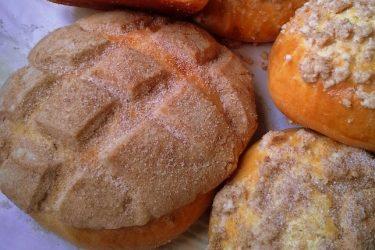 Pan Dulce (Mexican Sweet Bread)