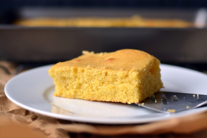 Mantecada Colombian Corn Cake