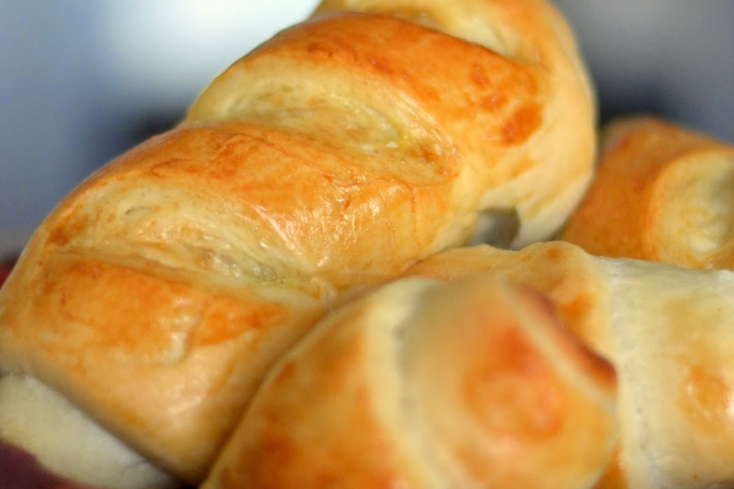 Pan Blandito (Soft Bread Rolls)