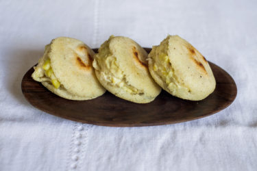 Reina Pepiada Mini-Arepas, photo by Hispanic Kitchen