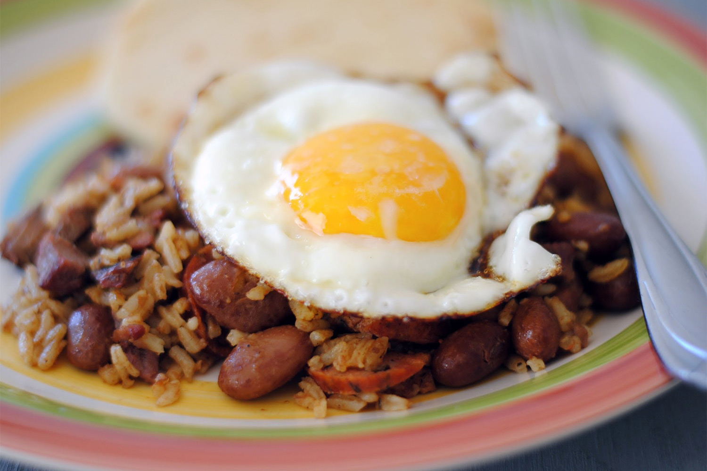 Calentado colombian breakfast hispanic kitchen calentado colombian breakfast forumfinder Choice Image