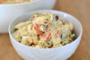 Ensalada Rusa (Russian Salad), photo by Sweet y Salado