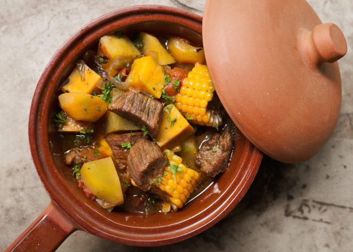 Carbonada Stew, photo by Liz Caskey