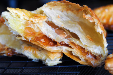 Pasteles de Arequipe (Dulce de Leche Turnovers), photo by Sweet y Salado