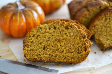 Pan de Calabaza (Pumpkin Bread), photo by Sweet y Salado