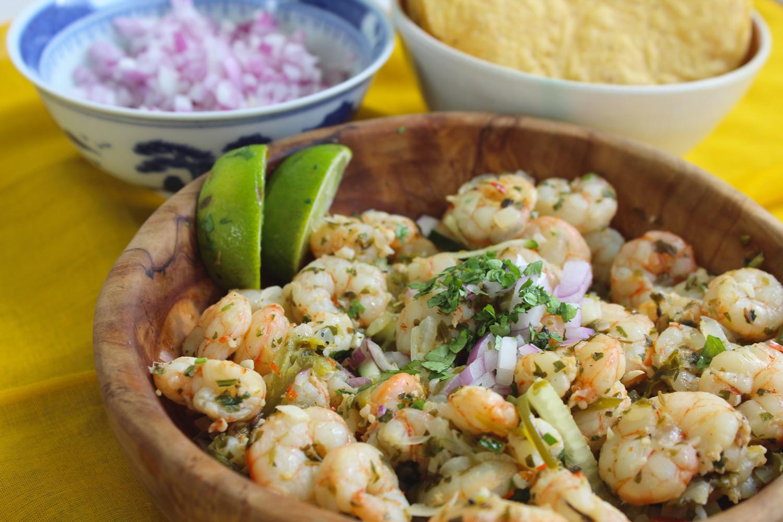 Drunken shrimp recipe spicy camarones borrachos with beer forumfinder Image collections