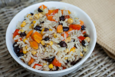 Oaxacan-Style Rice