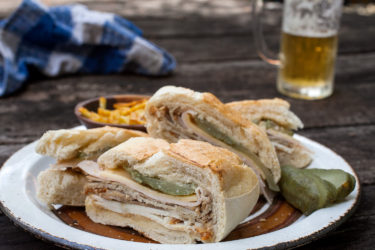 Cuban Sandwich, photo by Santiago Gomez de la Fuente