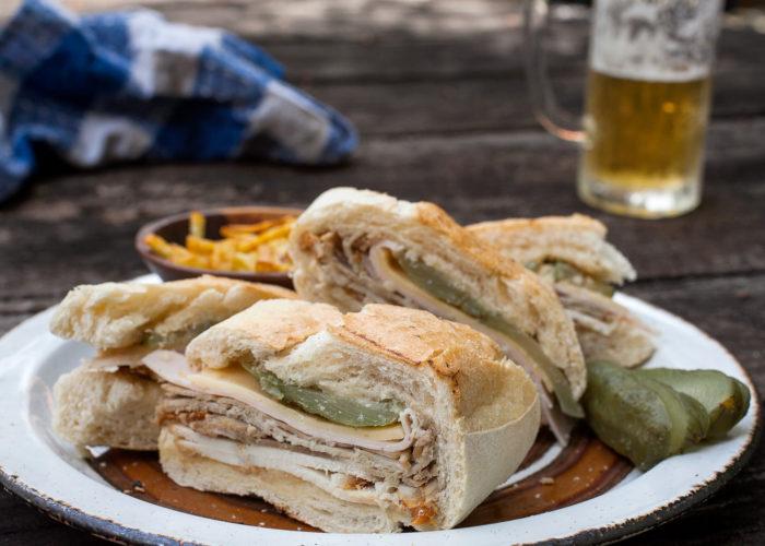 Cuban Sandwich, photo by Santiago Gomez de la Fuente