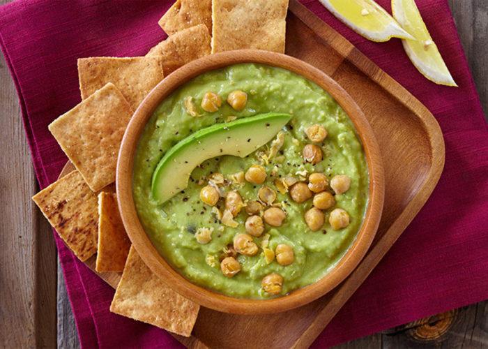 Avocado Hummus, photo by Fresh Avocados - Love One Today