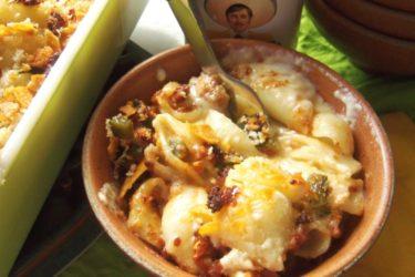 Queso Fundido Macaroni and Cheese