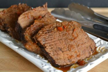 Posta Negra (Colombian Beef Eye of Round Roast), photo by Sweet y Salado