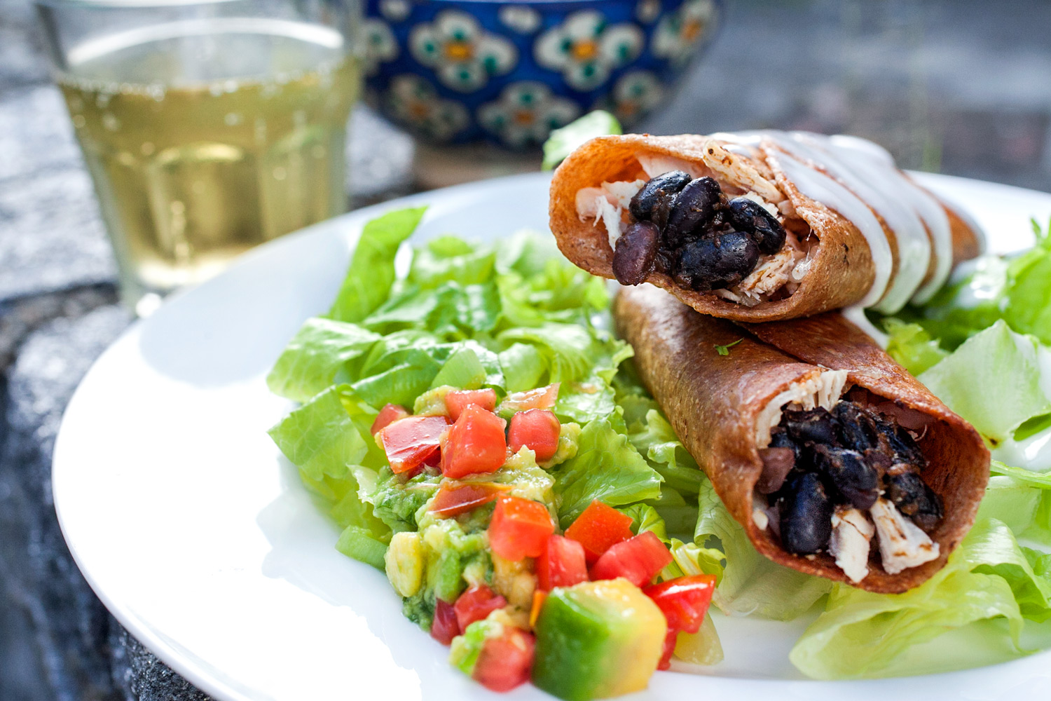 Chimichangas (Mexican Style)