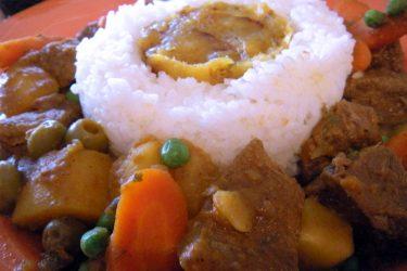 Mami's Carne Guisada (Mom's Puerto Rican Beef Stew)