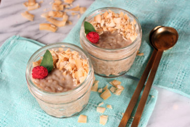Creamy Coconut Rice