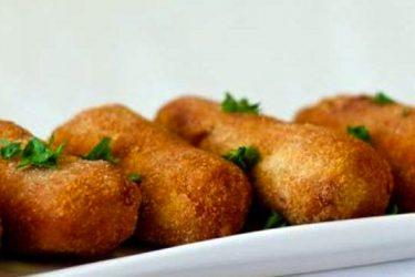 Croquetas de Camarones (Shrimp Croquettes)