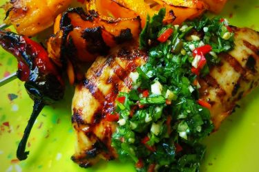 Tequila Lime Grilled Chicken, photo by Sonia Mendez Garcia