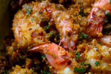 Sizzling Scampi-Style Chile Garlic Shrimp, photo by Sonia Mendez Garcia