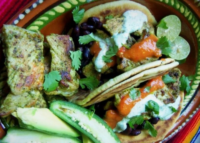 Home-Cooked Tacos Árabes Recipe: Arabian Pork Tacos in Cumin