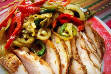 Tapatio Marinated Chicken