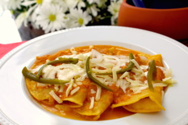 5 Fab Cheesy Recipes for Lent, photo by Hispanic Kitchen