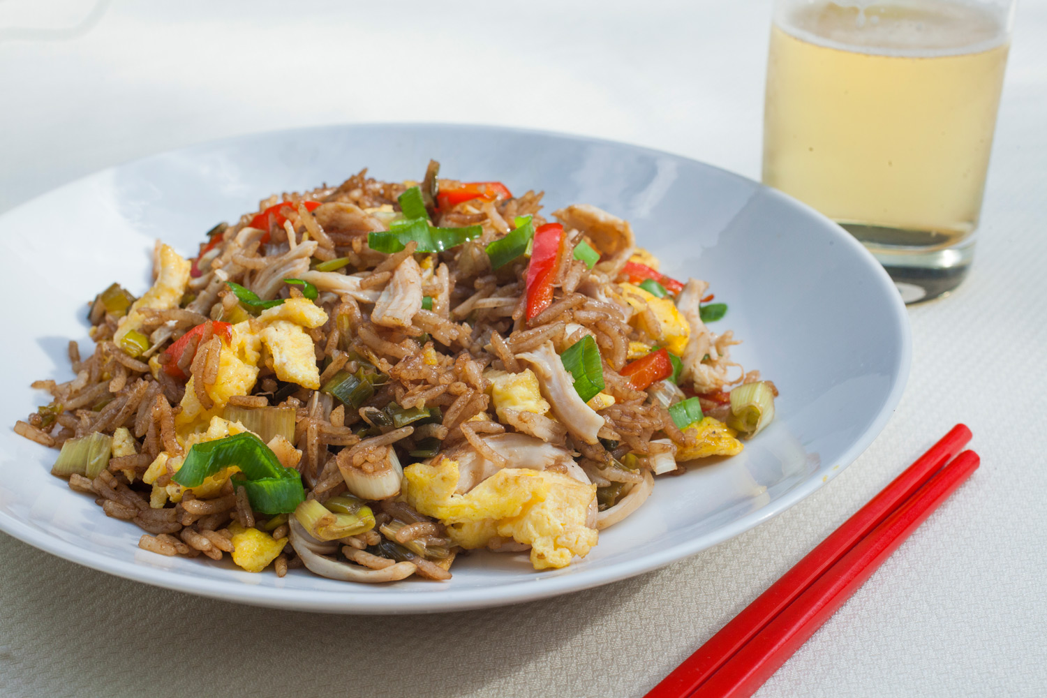 Chaufa recipe how to make authentic peruvian fried rice chaufa ccuart Image collections