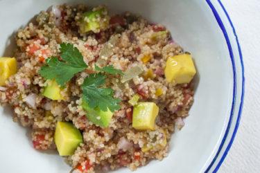 Quinoa Nopales Lunch Bowl